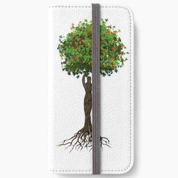 Goddess Tree iPhone Wallet