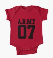 BTS/Bangtan Boys Army 07 Kids Clothes