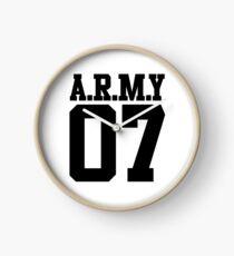 BTS/Bangtan Boys Army 07 Clock