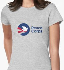 Peace Corps Women's Fitted T-Shirt
