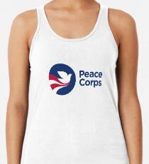 Peace Corps Racerback Tank Top