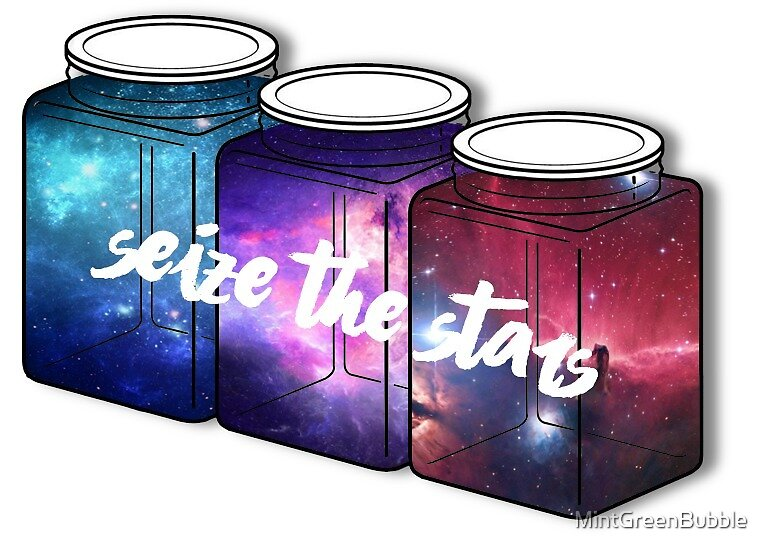 Space Jars v2 by MintGreenBubble