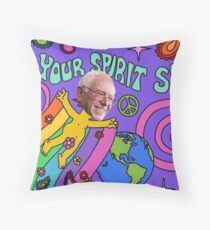 If Bernie Had Become Our President Throw Pillow