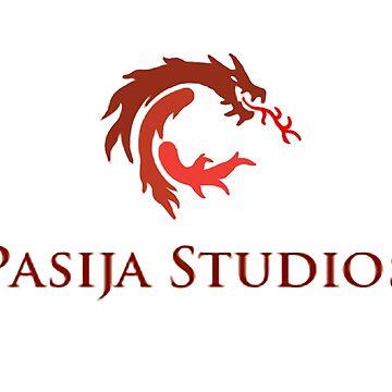Pasija Studios large logo by ShadedDawn