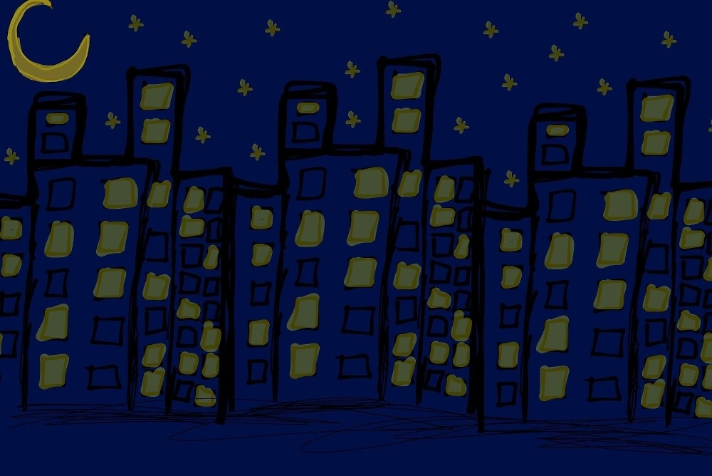 The City by Nosilarules