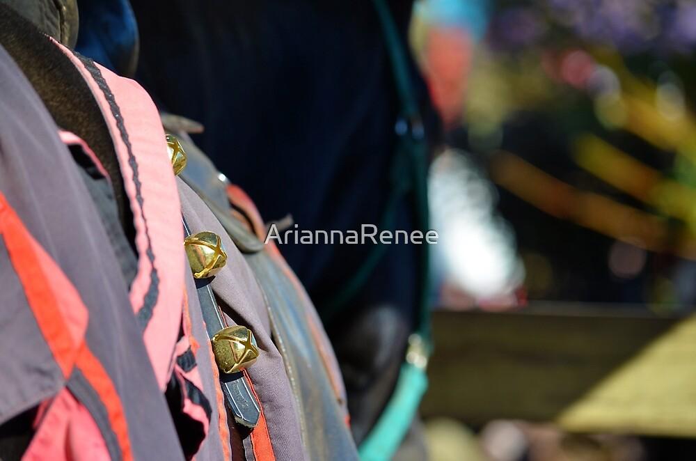 Jousting Horse - Bells by AriannaRenee