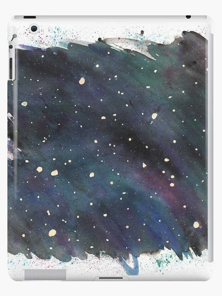 watercolour galaxy  by abby-madden