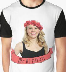 Flower McKinnon Graphic T-Shirt