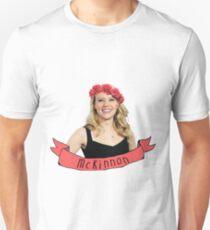 Flower McKinnon T-Shirt