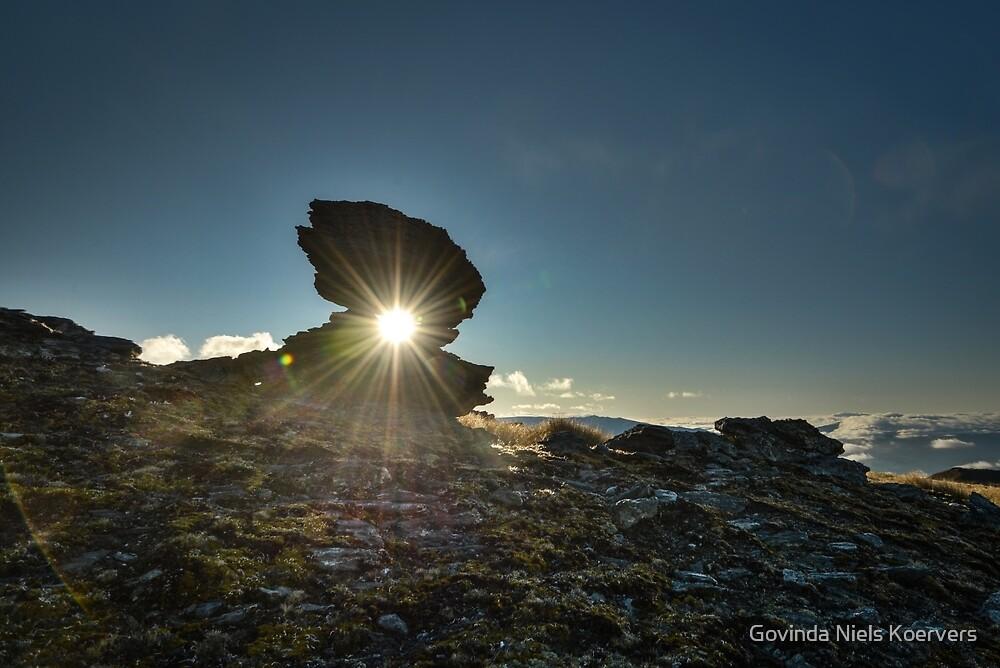 Sunrise by Govinda Niels Koervers