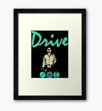 Drive Ryan Drive! Framed Print