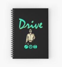 Drive Ryan Drive! Spiral Notebook