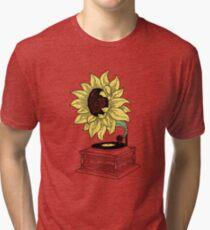 Singing in the sun Tri-blend T-Shirt
