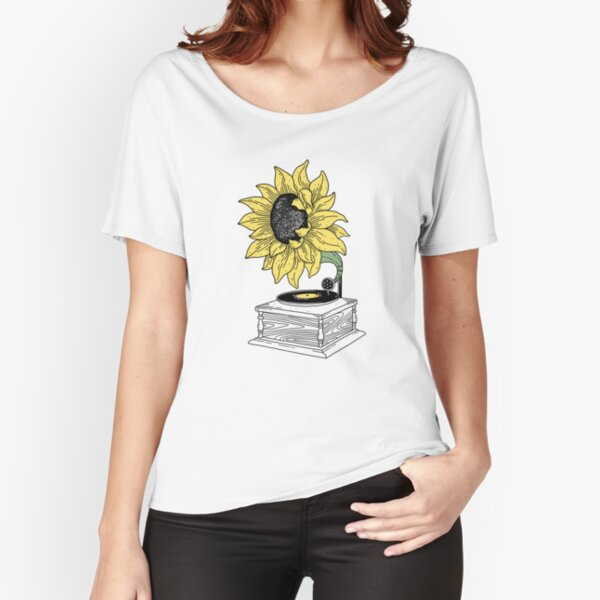Singen in der Sonne Loose Fit T-Shirt