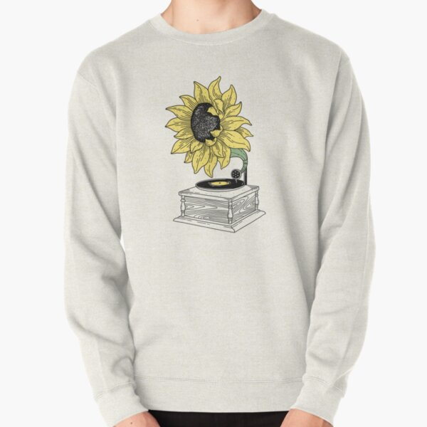 Singing in the sun Pullover Sweatshirt