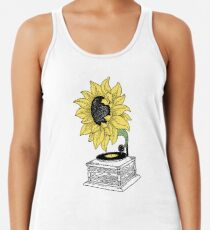Singing in the sun Women's Tank Top
