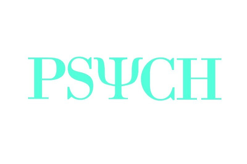 Teal Psych Symbol Sticker by Maddy Sylvester