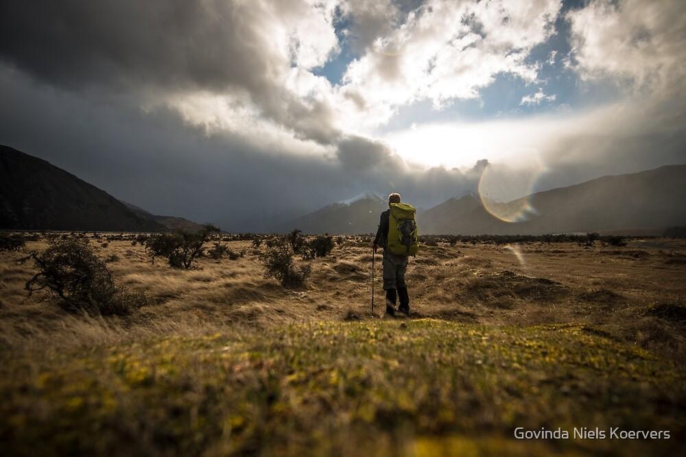 Arthurs pass by Govinda Niels Koervers