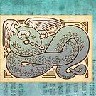 Winged Serpent by retromancy