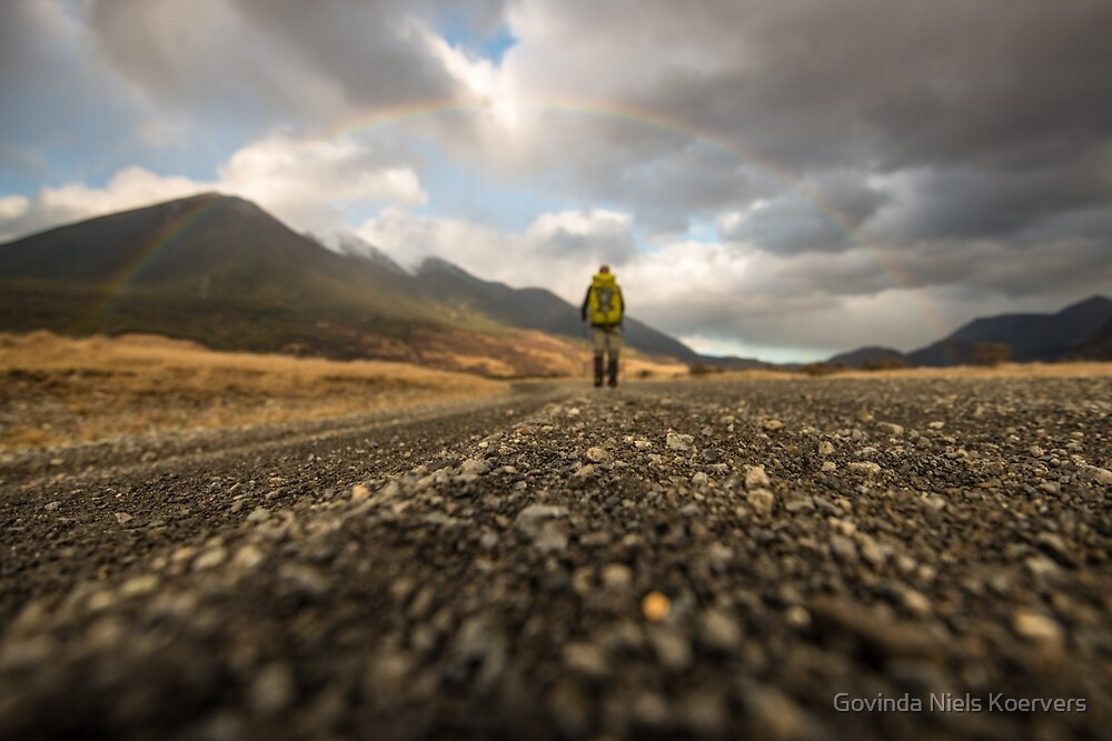 The Long Road by Govinda Niels Koervers
