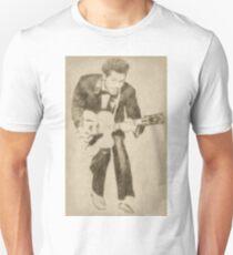 Chuck Berry, Rock N Roll Star Unisex T-Shirt