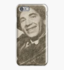 Chico Marx, Comedian iPhone Case/Skin