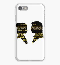Han and Leia - Return iPhone Case/Skin