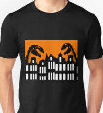Dinosaurs in Amsterdam Unisex T-Shirt