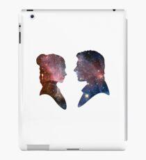 Han and Leia - Galaxy iPad Case/Skin