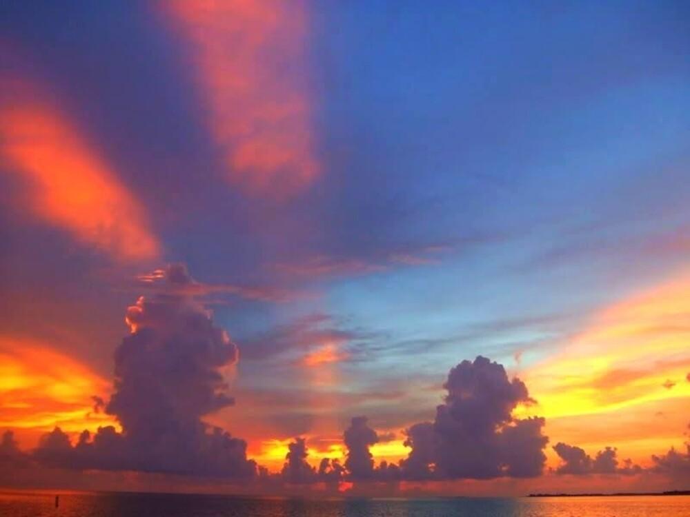 Sunset Beach by Wildemarry