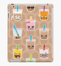 Pearl Milk Tea & Boba iPad Case/Skin