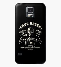 Cafe Racer - Loud And Fast Case/Skin for Samsung Galaxy