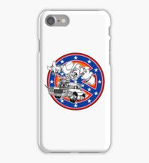 Ghostbusters of Hazzard - Franchise Logo iPhone Case/Skin