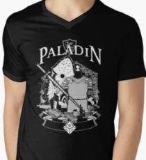 RPG Class Series: Paladin - White Version T-Shirt