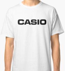Casio Logo Classic T-Shirt