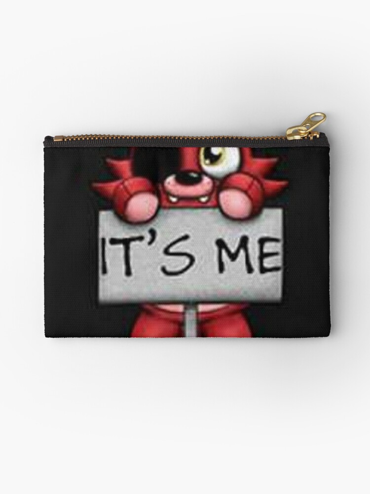 'FNAF Five Nights At Freddys Foxy Fox ' Studio Pouch by Taelss