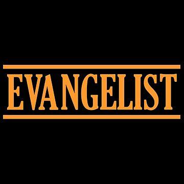 Orange Evangelist by masubian