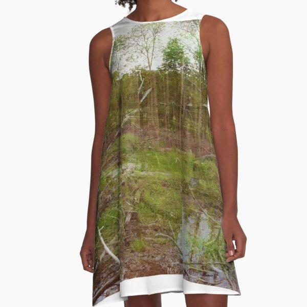 Untitled #3 A-Line Dress