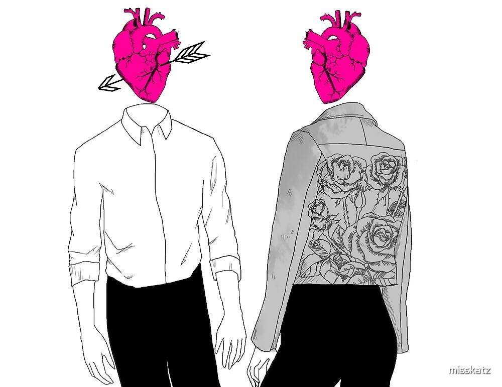 Lovers by misskatz