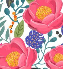 Night Blossom art print Sticker