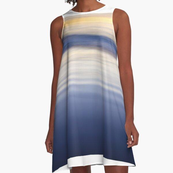 Equivalence (after A.S) #19 A-Line Dress
