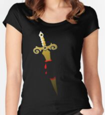 Fresh Piercing Women's Fitted Scoop T-Shirt