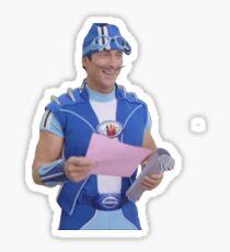 happy elf Sticker