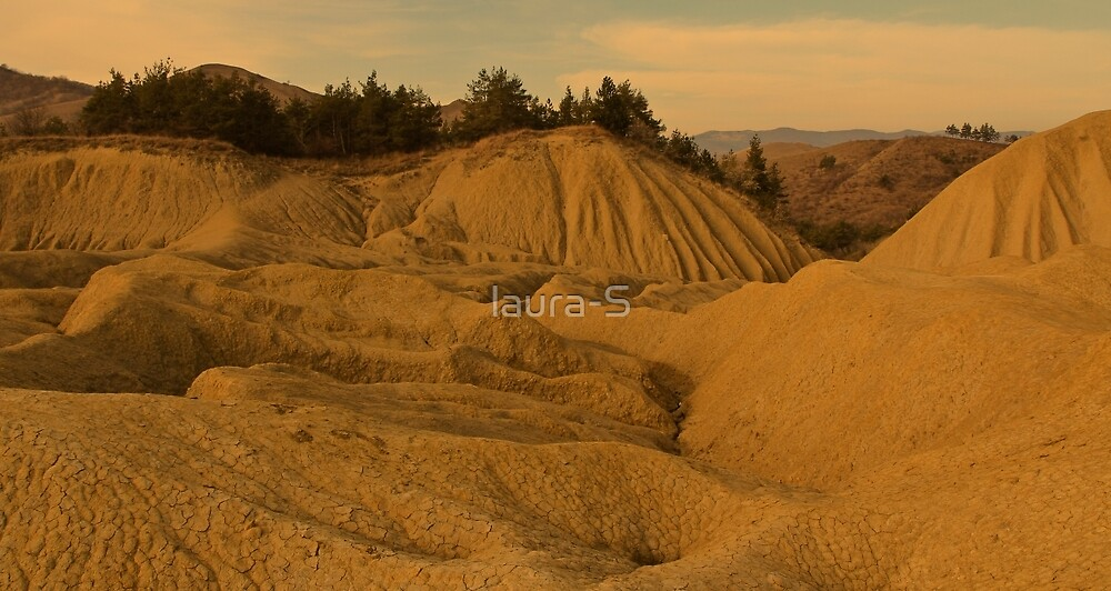 Mud Volcanoes Buzau by laura-S