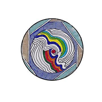 circular vortex by lameddin