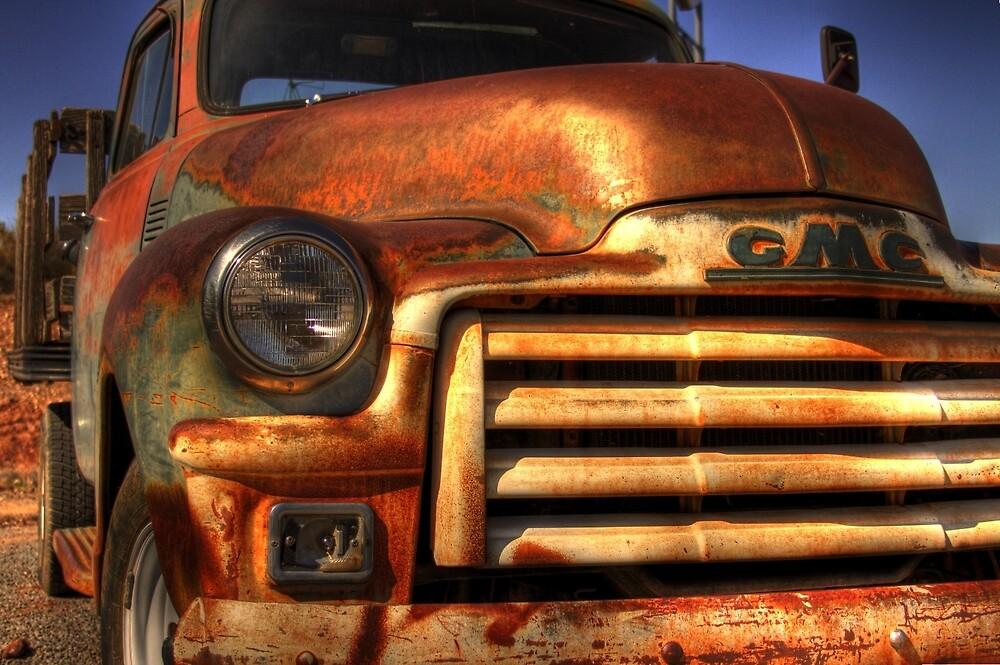 GMC Rust by Brendan Arthur Ring