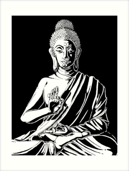 The Buddha by RoboticDreams