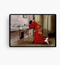 The Italian Stallion  Canvas Print