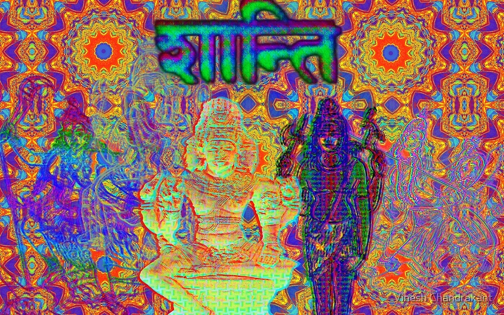 Vedic visions on Soma by The House of Psychedelia