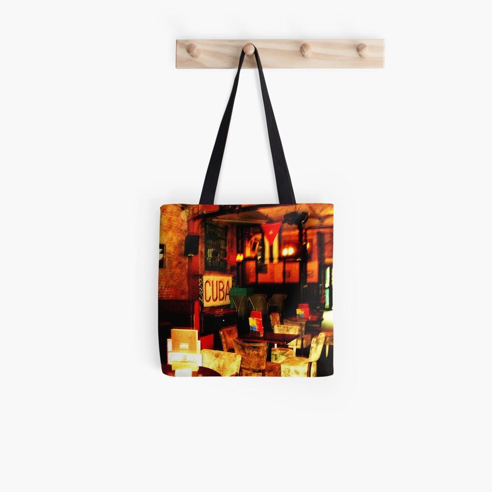 Cuba Bar Tote Bag